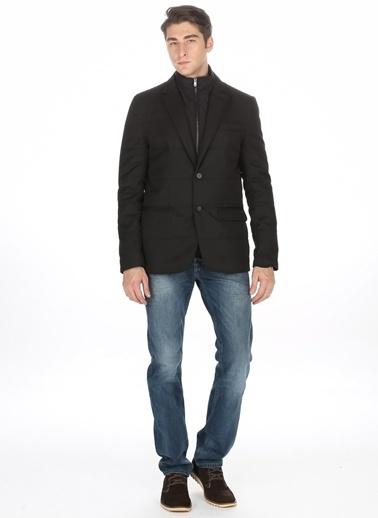 Asymmetry Ceket Siyah